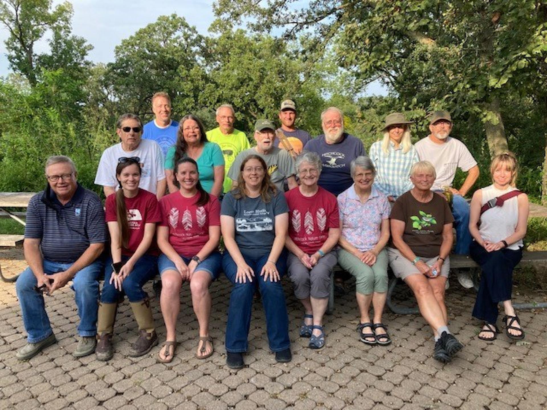 Meet our 2021 HawkWatch Volunteers!